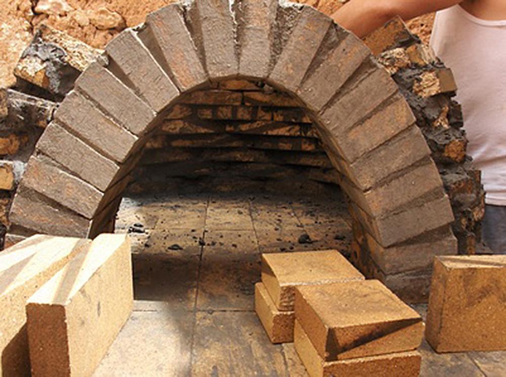 石窯の形の種類